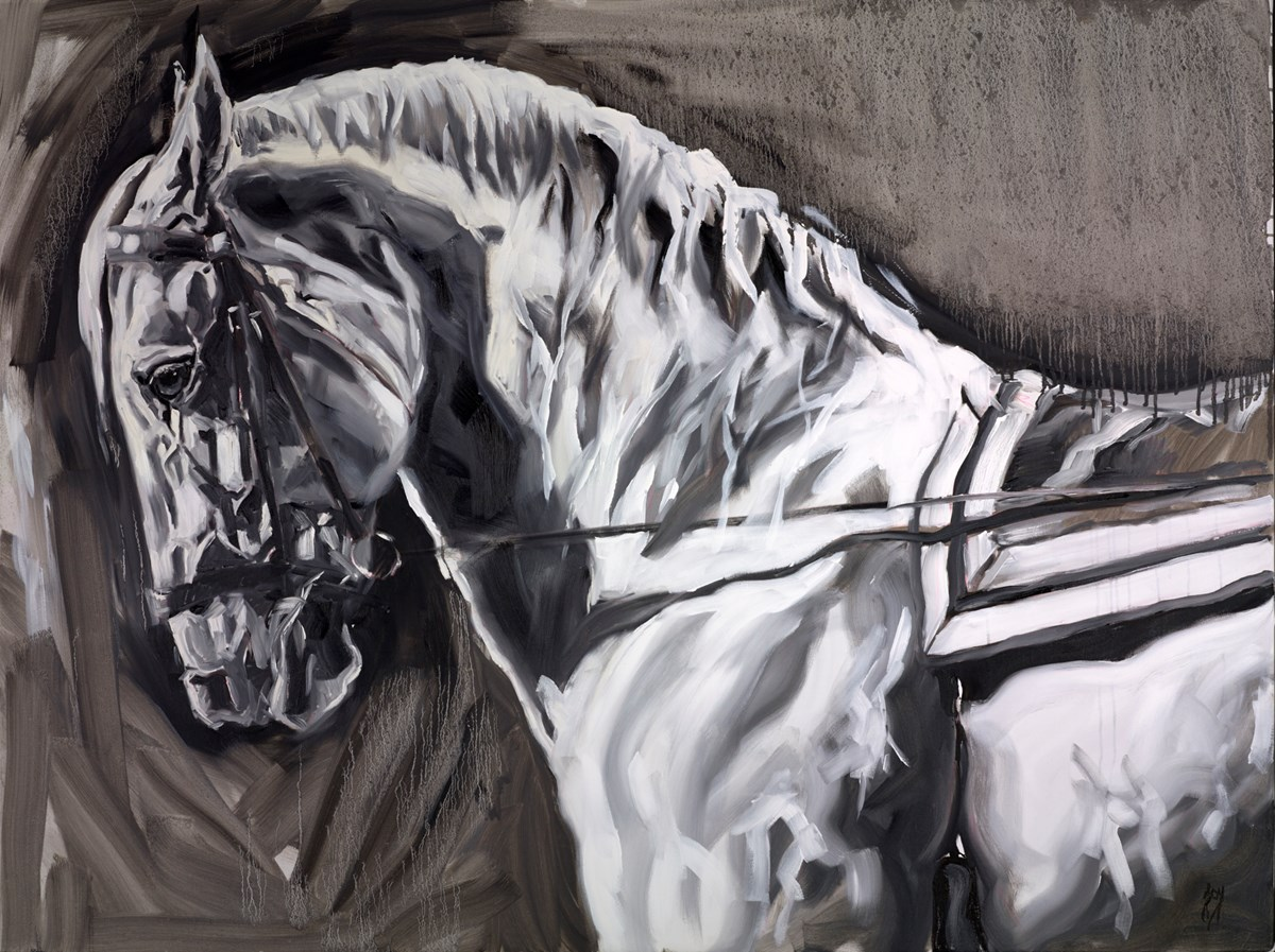 Trojan by joy harris -  sized 63x47 inches. Available from Whitewall Galleries